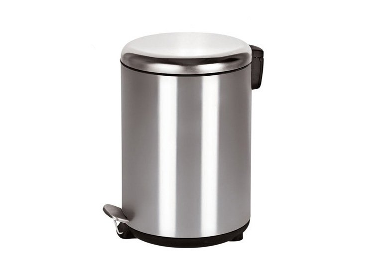 Image Result For Stainless Steel Trash Can With Lid