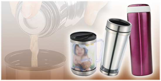 Vacuum Flask & Travel Mug