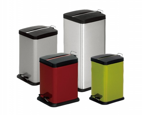 Rectangular Step bin
