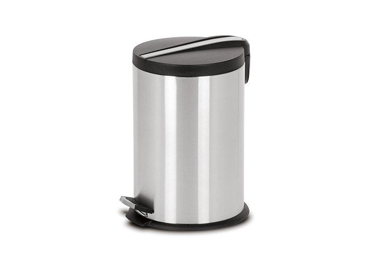 round garbage bin plastic lid