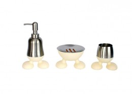 Funny Bathroom Accessories Set