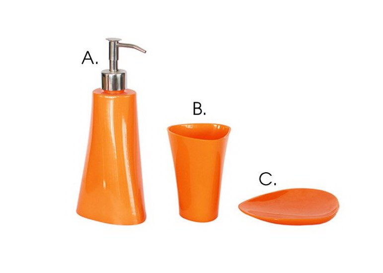 Bath Sets, Bath Accessory Sets, Bathroom Accessory Sets, Bath Set, Soap Dispenser, Toilet Brush Holder, Soap Dish, Tumbler, Toothbrush Holder, Rinse Cup, Cotton Swab Holder, Gargle Cup, Bath Collections, Bathroom Supplies, Cheap Bath accessories set, Bath Accessory, Bathroom suppliers