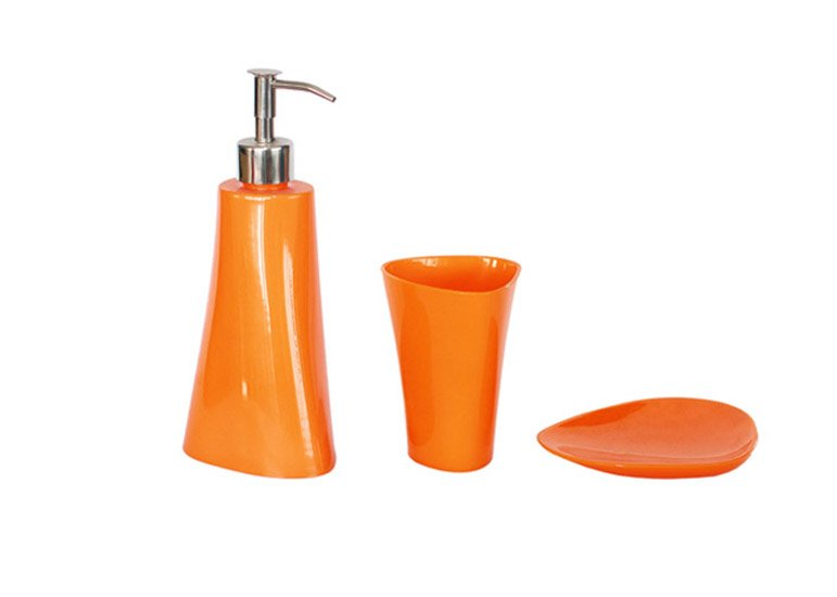 Plastic Bath Sets, Colorful Bath Accessory Sets, Bathroom Accessory Sets, Bath Set, Soap Dispenser, Toilet Brush Holder, Soap Dish, Tumbler, Toothbrush Holder, Rinse Cup, Cotton Swab Holder, Gargle Cup, Bath Collections, Bathroom Supplies, Cheap Bath accessories set, Bath Accessory, Bathroom suppliers