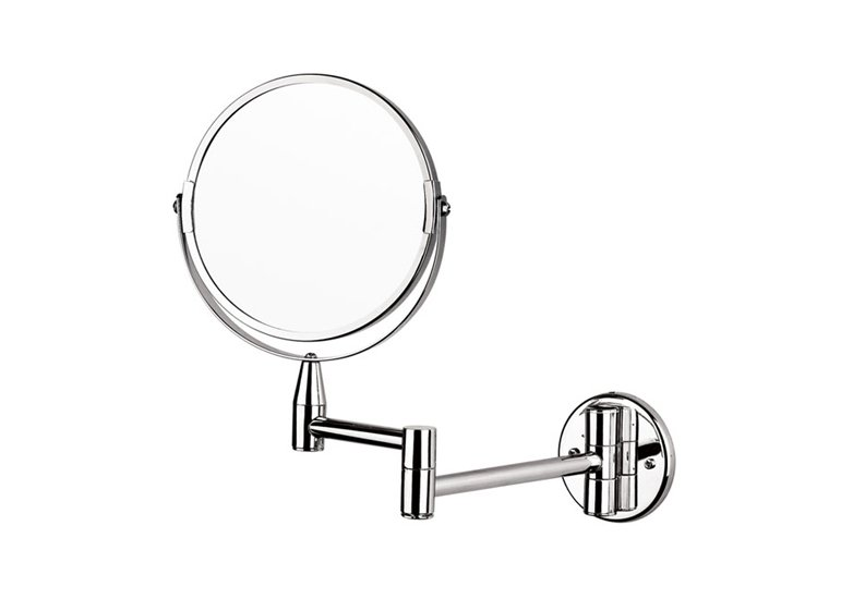 Wall Mounted Shaving Mirror wall mount shaving mirror | triangle homeware