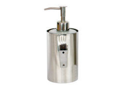 wall mounted bathroom soap pump