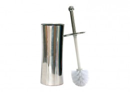 Toilet Bowl Brush and Holder, Stainless Steel Toilet Brush and Holder, Bathroom Accessories