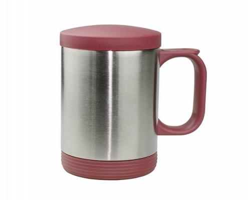 Stainless Steel Plain Mug, promotional mugs, thermos mug, best travel mug, coffee travel mugs