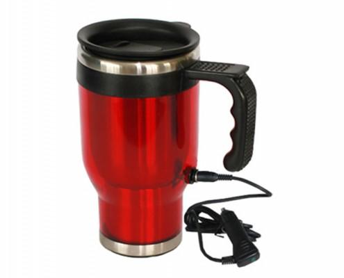 Heated Auto mug, Electric Heated Car mug, travel mug