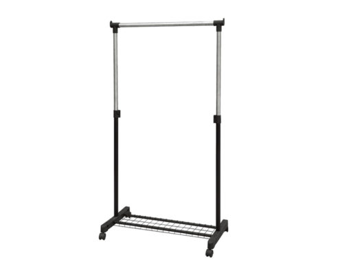 clothes rack, garment rack