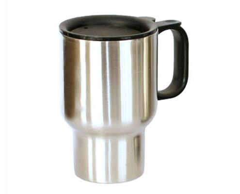 insulated thermal travel coffee mug