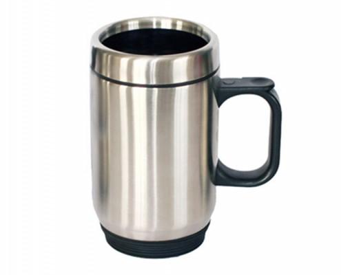 Travel Tumbler Mug, printed mugs, customized mugs, promotional mugs, thermos mug, best travel mug