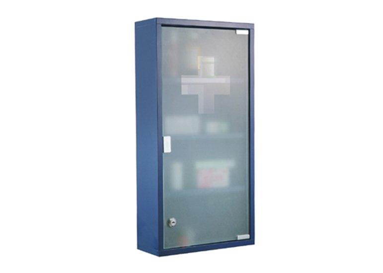 3 shelves medicine cabinet