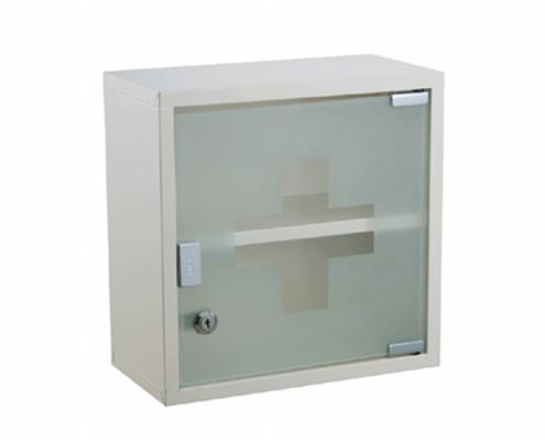 pill cabinet, medicine cabinet