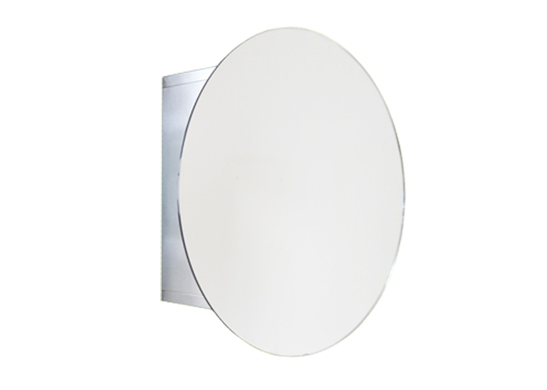 Oval Mirror Cabinet, Bathroom Cabinet
