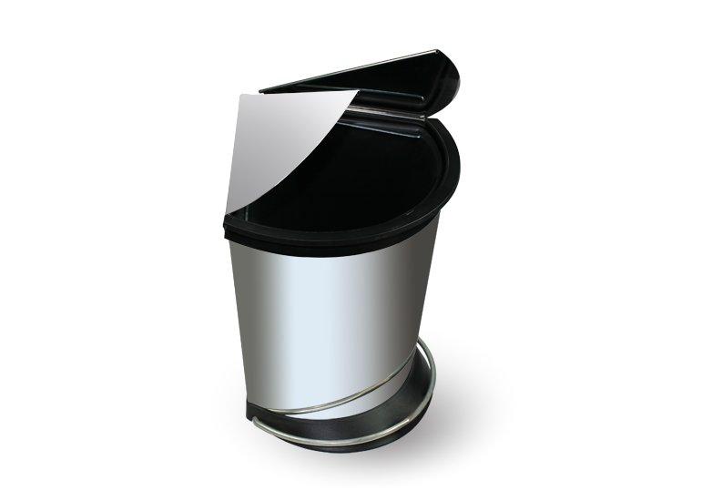 Corner dustbin