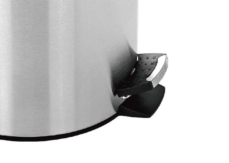 Round Garbage Bin non-slip pedal DBR-05