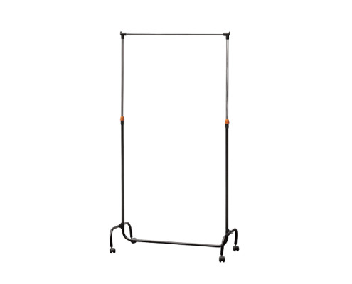clothes rack, hanging rack, drying rack, single rail