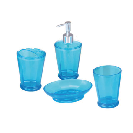 Soap Dispenser, Tumbler, Tooth Brush Holder, Soap Dish
