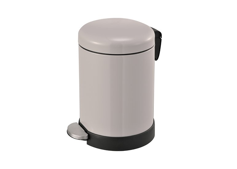 Kitchen Trash Can Steel Lid