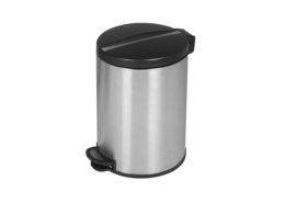 Round Waste Bin