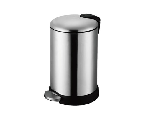 Rounded Waste Can