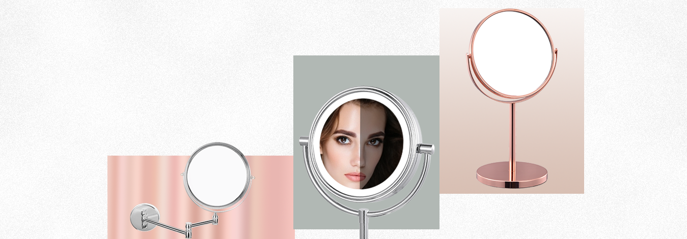 manufacture makeup mirror, cosmetic mirror