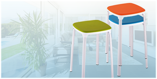 Stool, home stool, storable stool