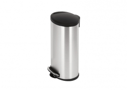 Oval Trash Can Plastic Lid