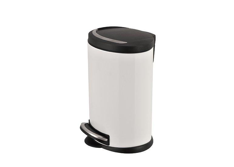 Ovale Mülleimer Plastikdeckel