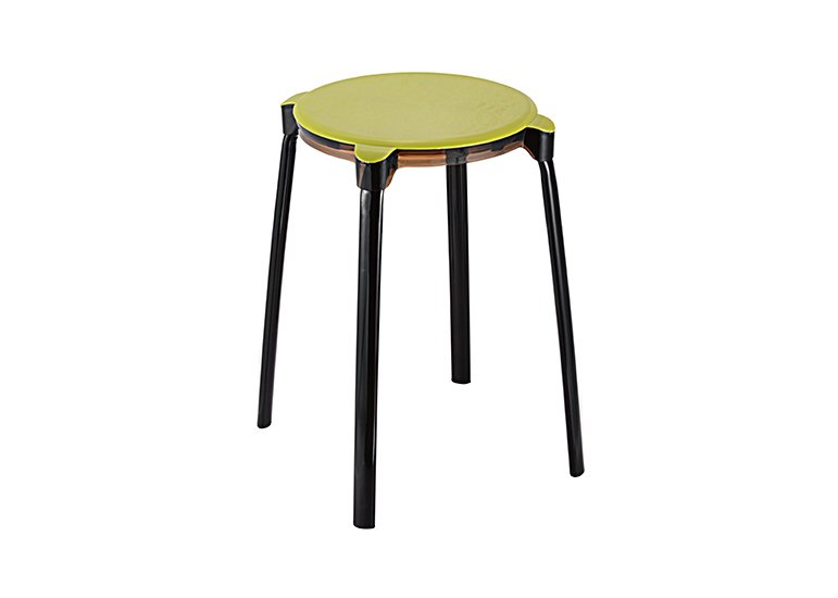 Steel Classroom Seating Stools Green Factory China