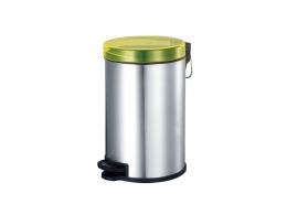 Waste Bin Clear Plastic Lid