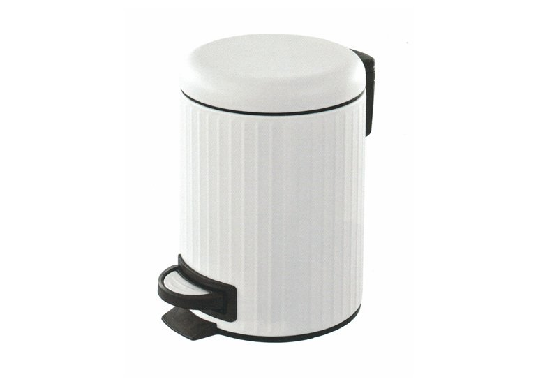 Retro Step Trash Can