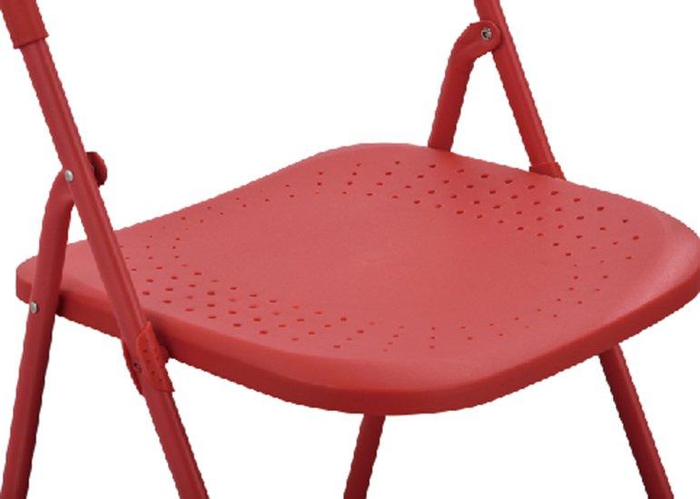 Sqaured Folding Chair