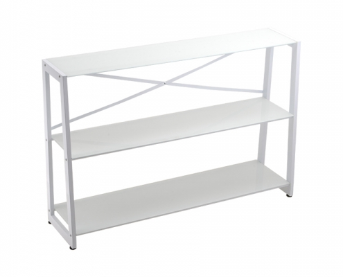 2-Tier Open Bookcase