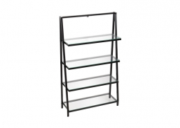 4 Tiers Ladder Shelves