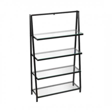 4 Tiers Ladder Shelves