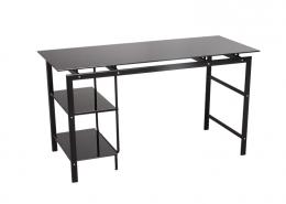 Computer Desk Office Desk with Shelves