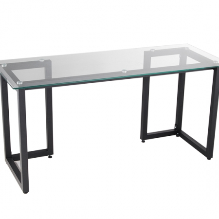 Computer Writing Desk Industrial Style