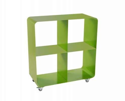 Cube Room Organizer Shelf