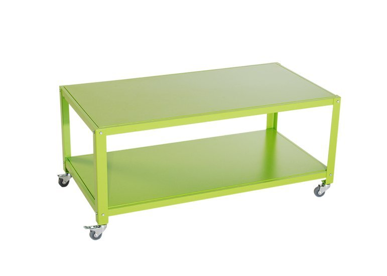 Mobile Commercial Shelving Unit