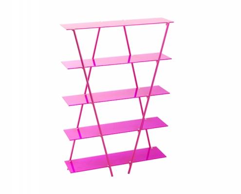 Multipurpose Shelf Display Rack