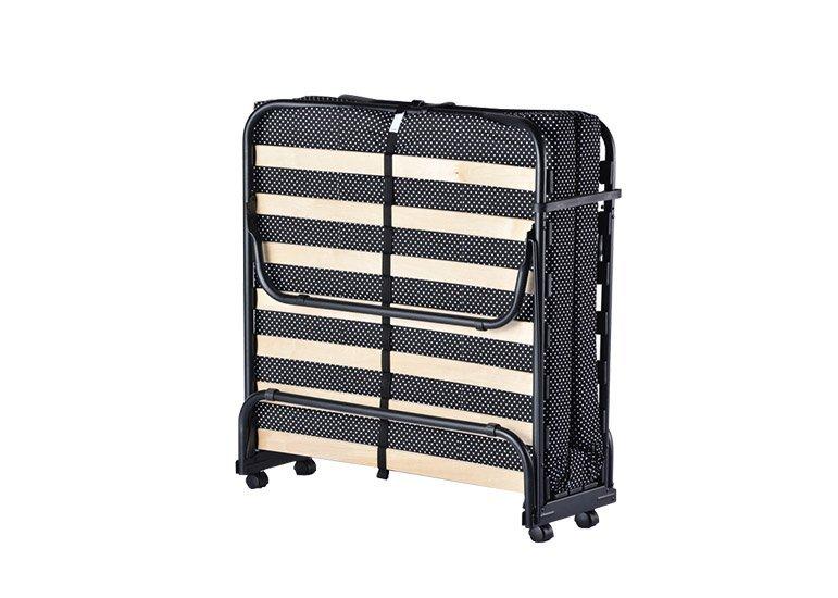 Wood Slat Folding Bed