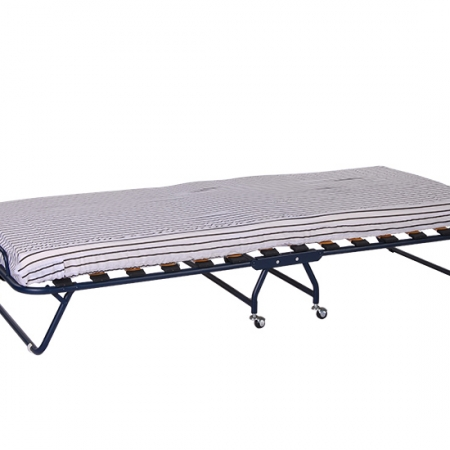 Rolling Cot Easy Storage