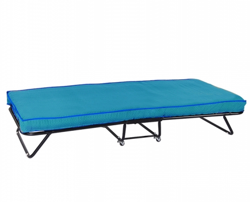 Spring Folding Rollaway Cot