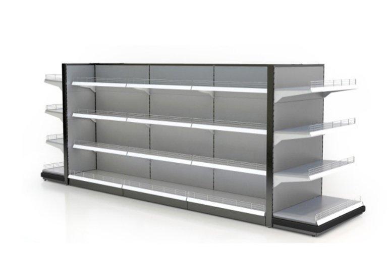 Gondola Shelving Supermarket Shelves
