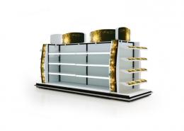 LED Light Display Cabinet Supermarket Cosmetic shelf