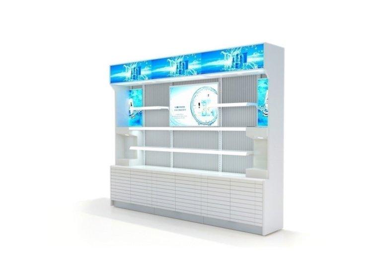 Led Advertising Display Supermarket Shelf