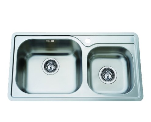 Drop In Kitchen Stainless Steel Sink SI-RD01