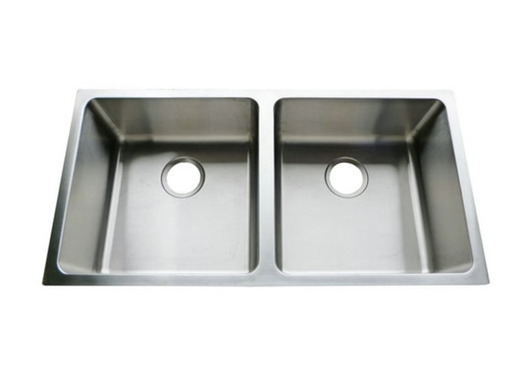 Double Bowl Utility Sink Bar Sink
