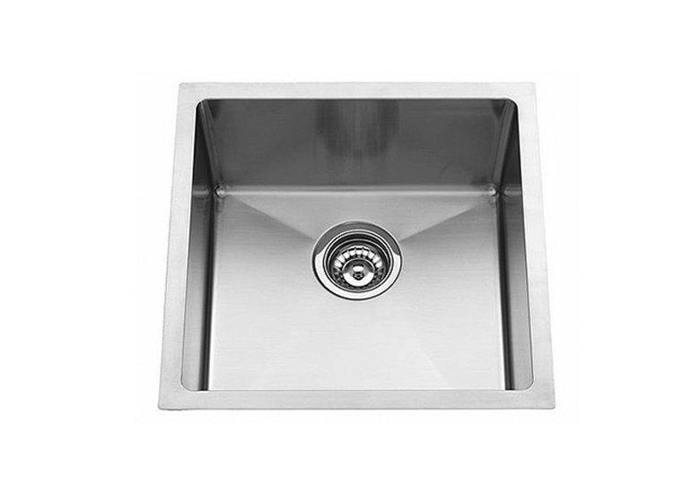 Stainless Steel Handmade Residential Single Sink